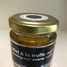 Miel à la truffe noire