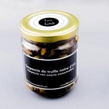 Carpaccio de truffe noire d'été